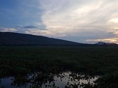 Sunset at Hartbeespoort Dam