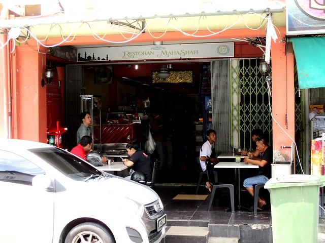 Restoran Mahashafi Kuching
