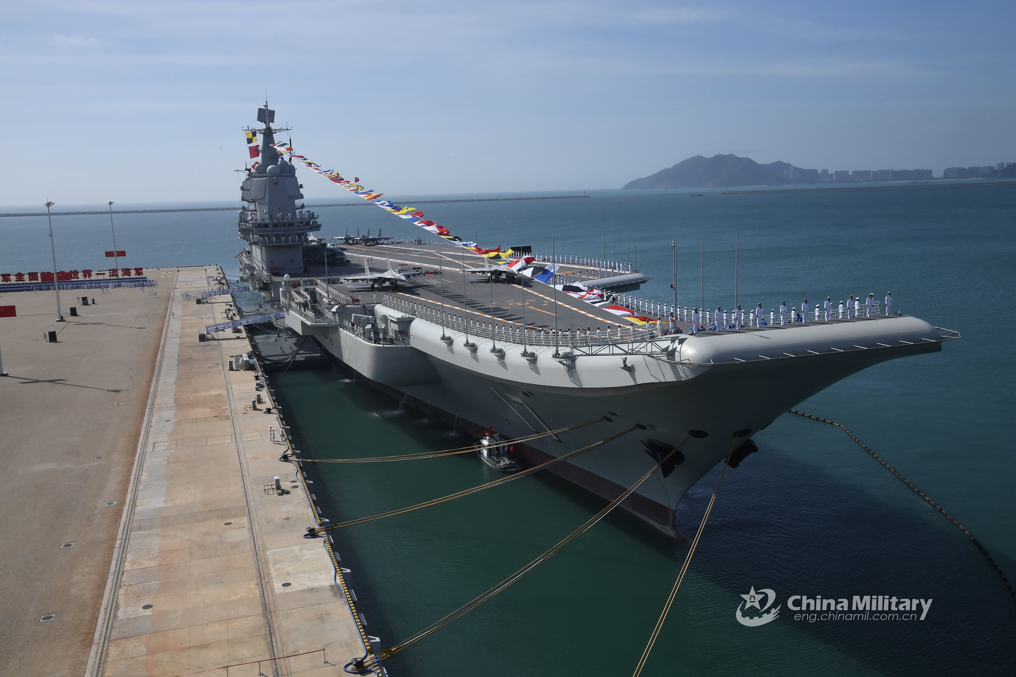 Chinese aircraft carrier program - Page 5 49276774096_79169eb3d6_k