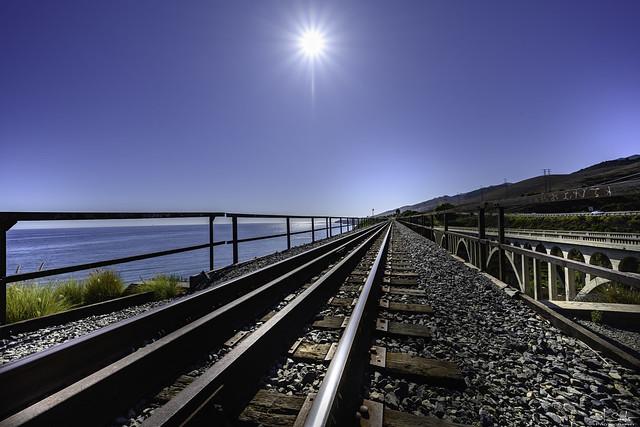 Arroyo Hondo Railroad Bridge - California - USA