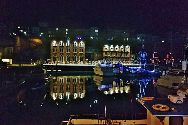 Ramsgate Harbour Christmas Lights 2019