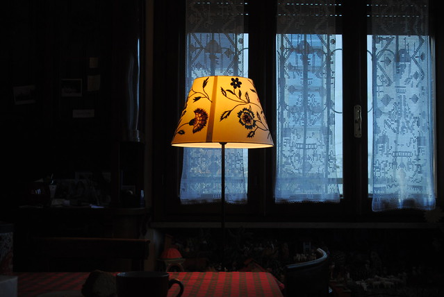 Luce invernale.