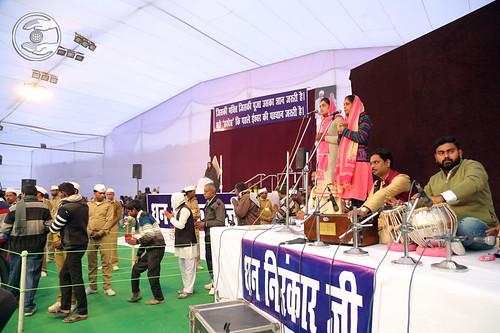 Punjabi Geet by Madhuri Ji and Jyoti Ji