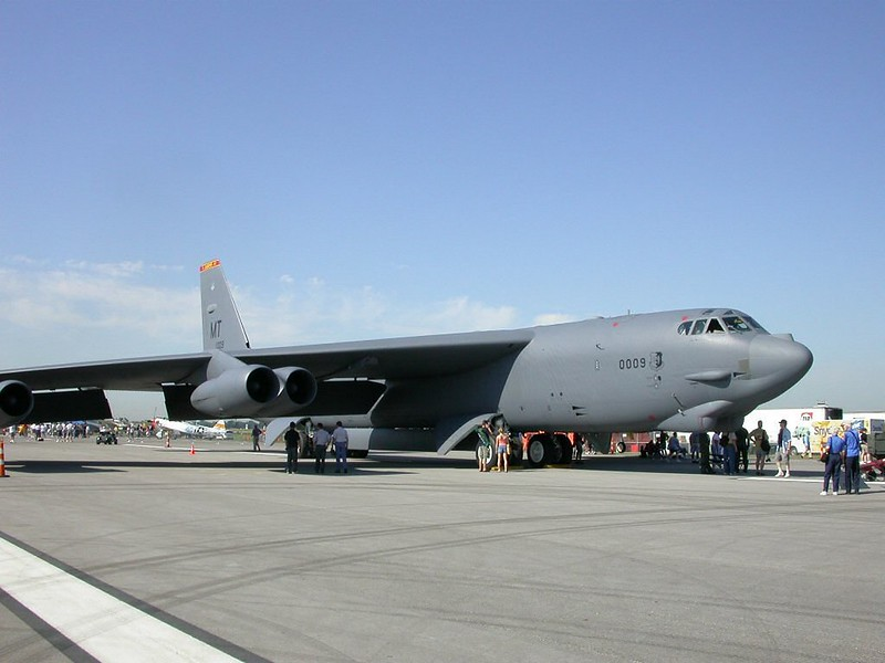 B-52H Stratofortress 2