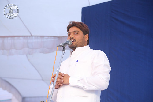Kailash Nath Soni Ji delivered Hindi speech, Gonda, UP