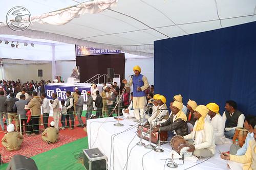 Bhojpuri Geet by Baldev Parsad Ji and Sathi, Atara, UP