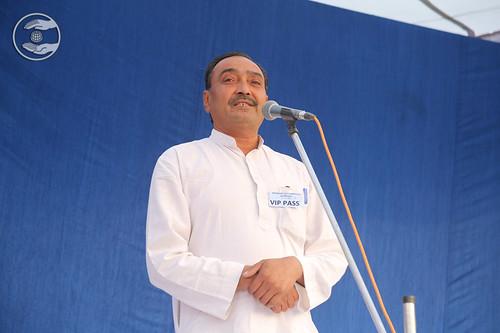 Pawan Kumar Soni Ji, Rupadiha, UP