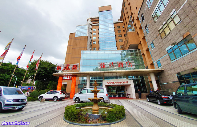 Chateau de Chine Hotel Xinzhuang new taipei city