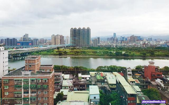 xinzhuang city view
