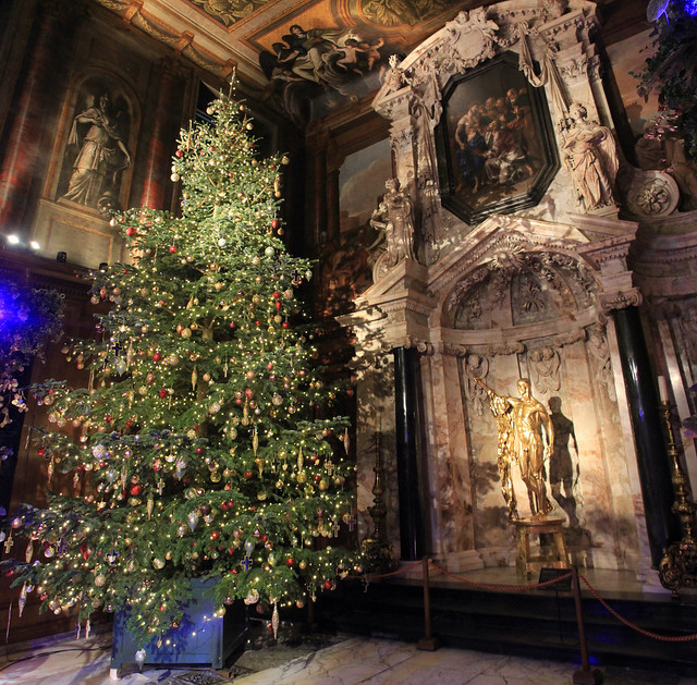 Christmas in the chapel