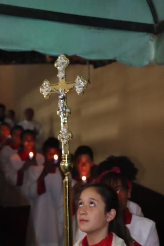Encerramento da Novena de Natal na Paróquia Santa Teresinha do Menino Jesus