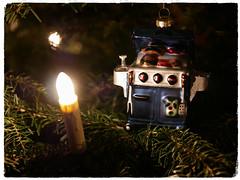 Grillwetter: Frohe Weihnachten