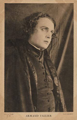 Armand Tallier in Jocelyn (1922)