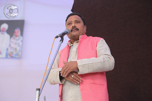 Speech by Dr. RK Bangali Ji, Sitapur, UP