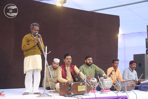 Devotional song by Nisant Ji, Sitapur, UP