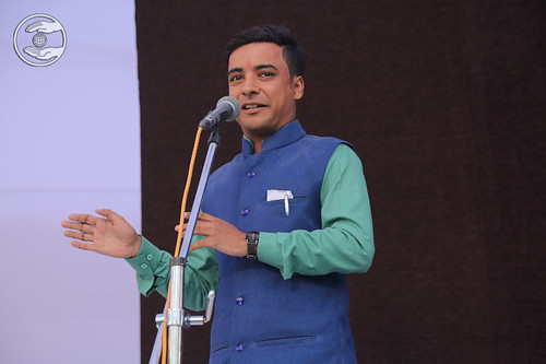 Speech by Satyam Ji, Shahjahpur, UP
