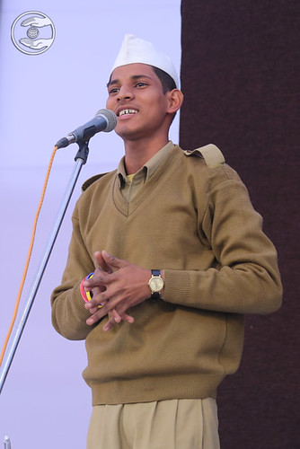 Speech by Mirudal Ji, Shahjahapur, UP