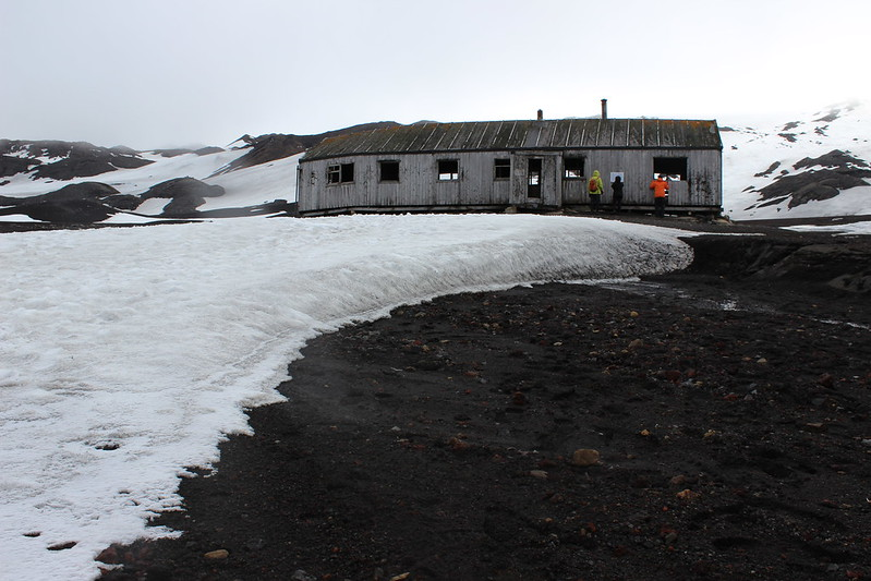 Deception Island - Whalers Bay