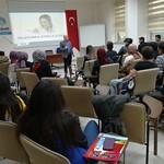 Tokat Gaziosmanpaşa Üniversitesi KARMER Etkinliğinden Kare...