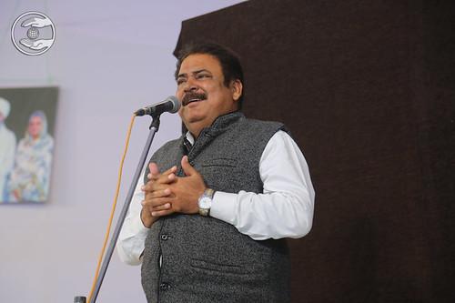 Speech by Parvesh Sahni Ji, Lakhimpur, UP
