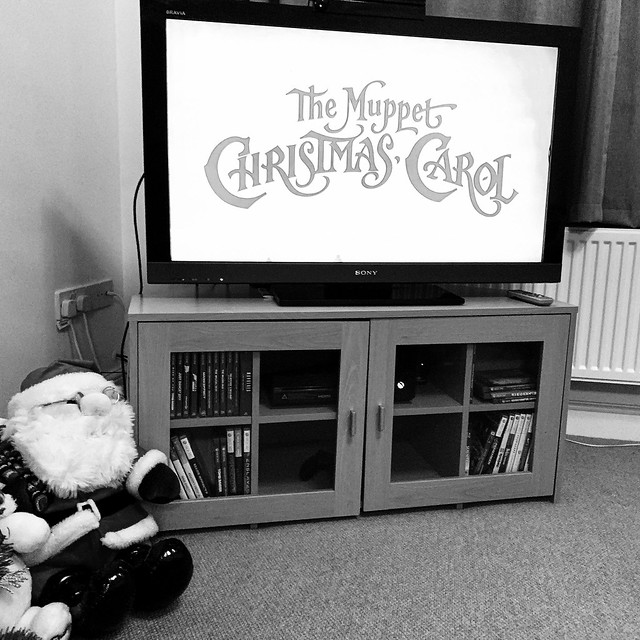 Watching the Best Christmas film