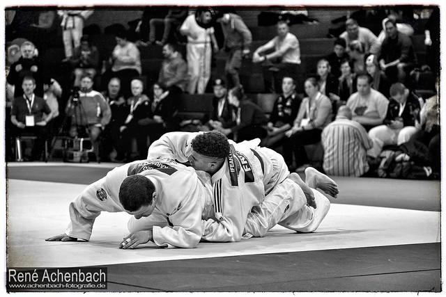 René Achenbach Judo European Championship ID-Judo  Cologne 2019