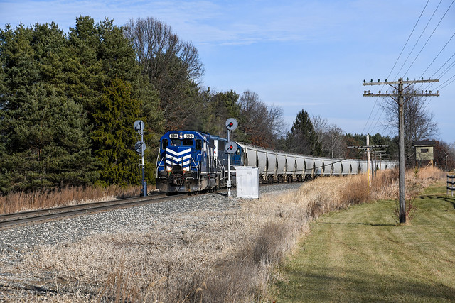 LSCR Z127-23 - Holly, Michigan