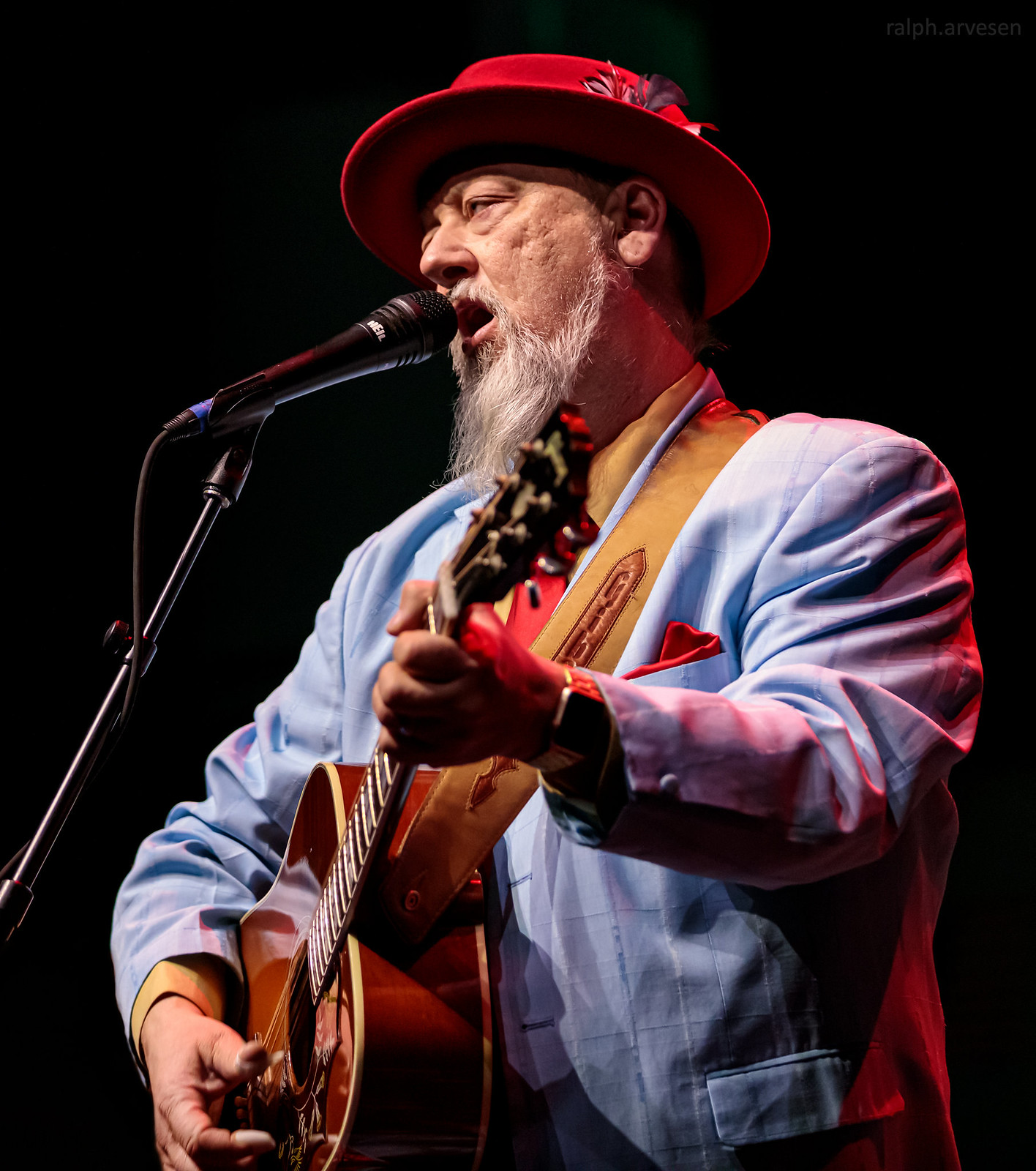 Shinyribs | Texas Review | Ralph Arvesen