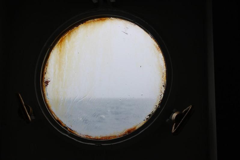Drake Passage Return Day 1