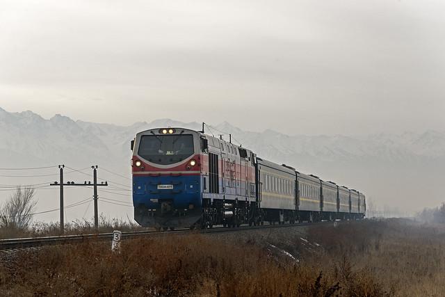 CR passenger train