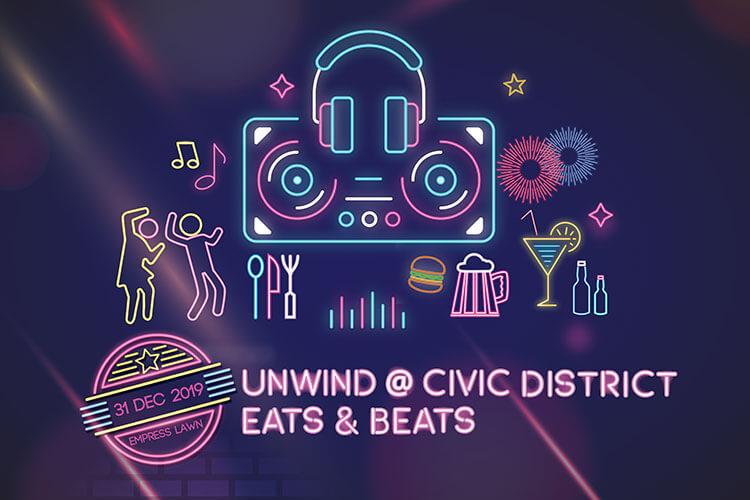 Unwind @ Civic District