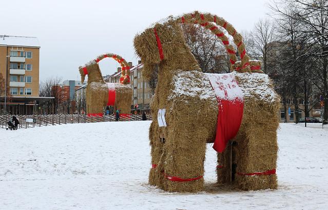 Christmas Ram - Julbocken