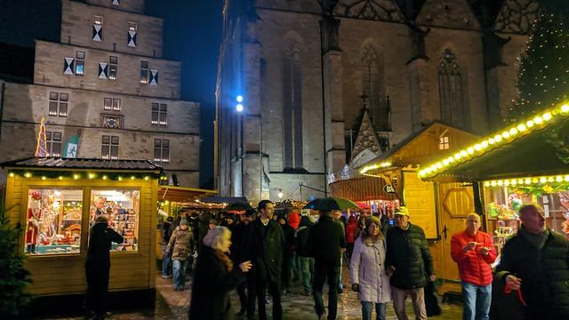 Osnabrueck - Christmas Market 2019