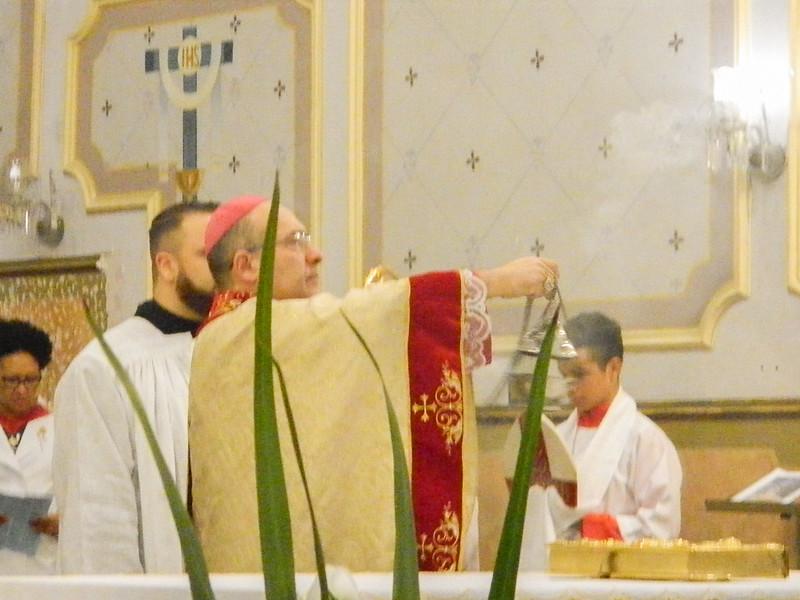 Missa da Véspera de Natal na Catedral