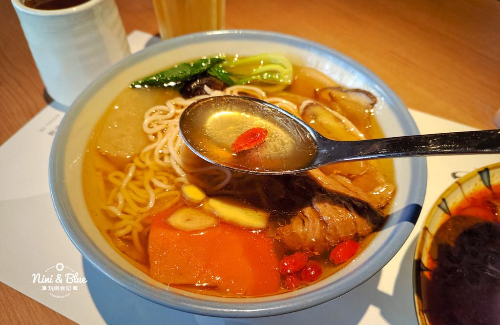 空也素麵食.輕井澤素食鍋物11