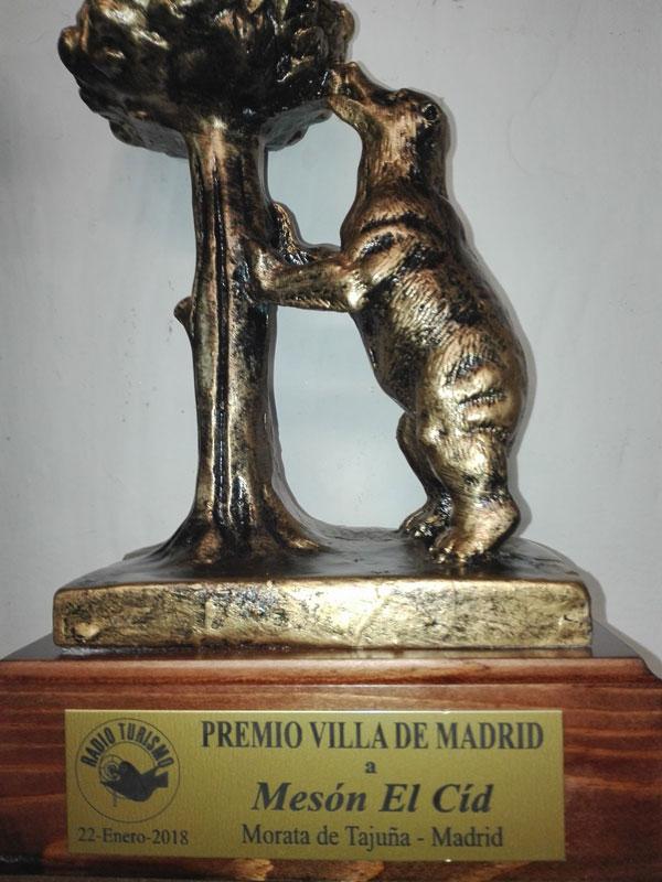 Premio Nacional Villa de Madrid