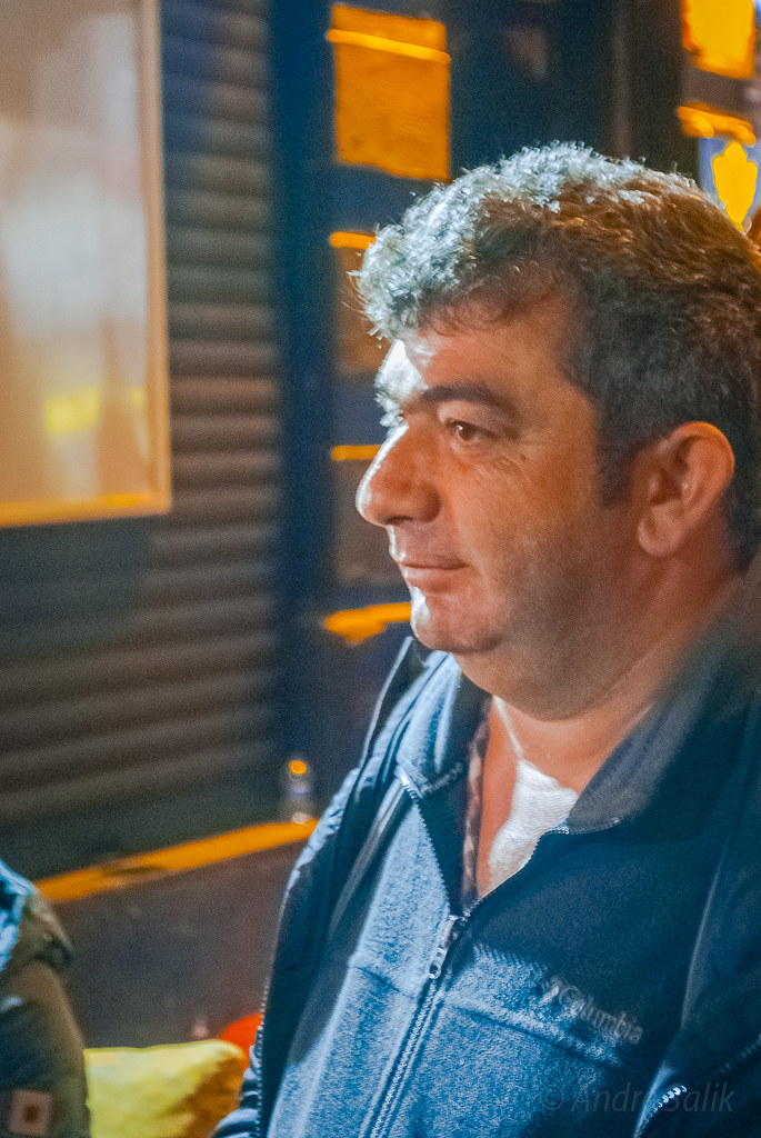 Fine portrait ! Mehmet Yaman в Taksim. 23:25:56 DSC_4263