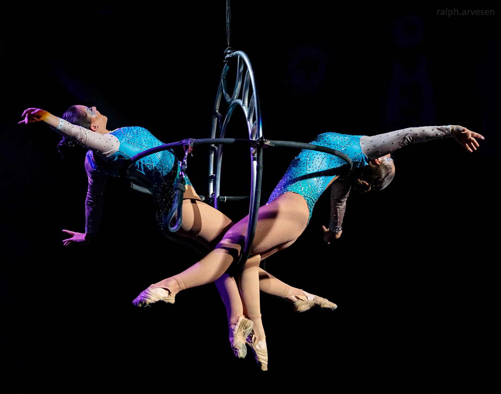 Cirque Musica | Texas Review | Ralph Arvesen