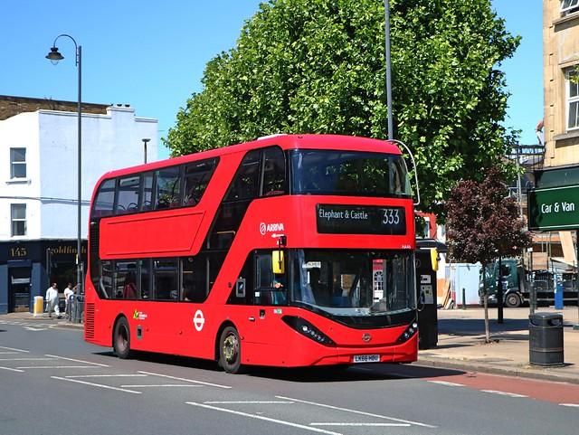 Arriva London - HA46 - LK66HBU
