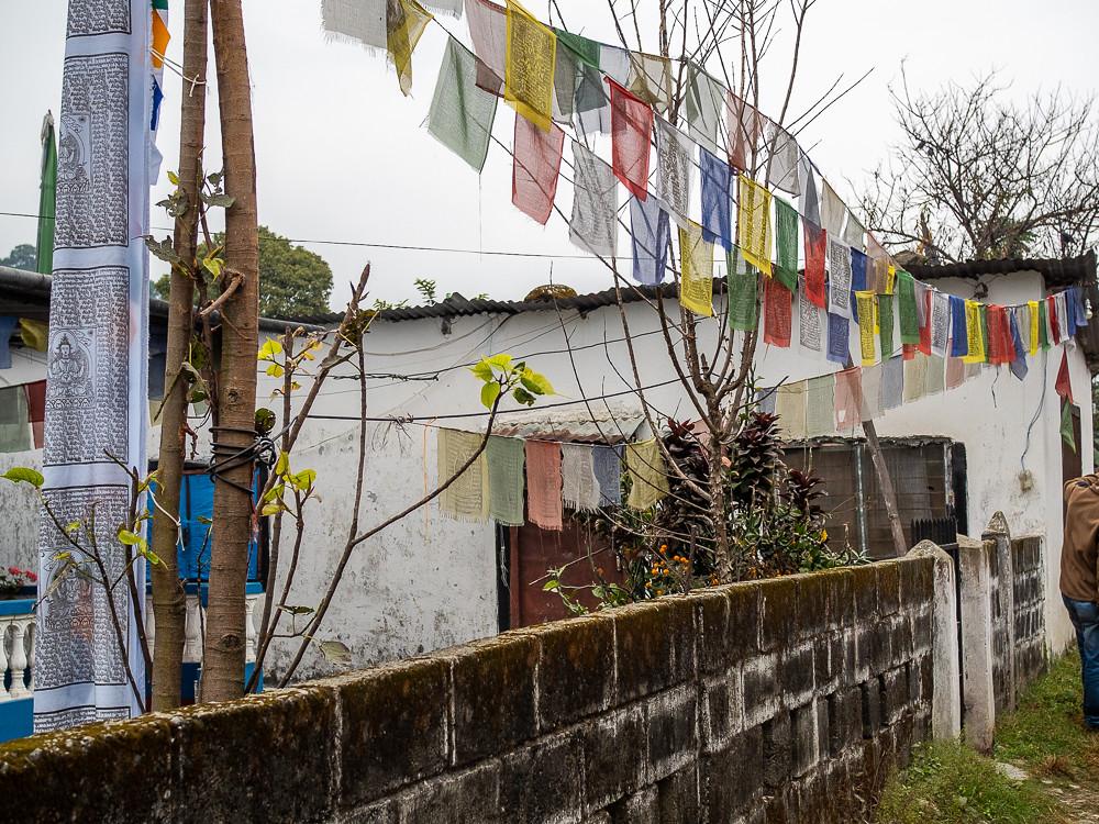 Soolomatka Nepaliin - Tiibetin pakolaiset