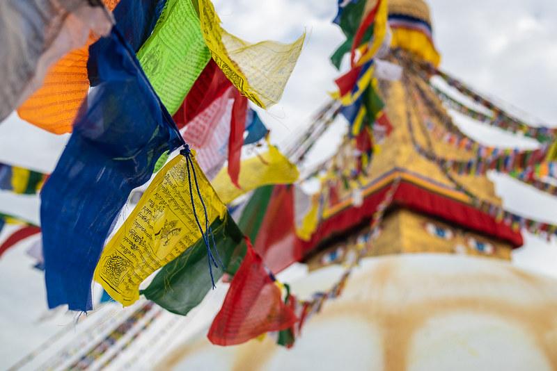 Soolomatka Nepaliin - Kathmandu