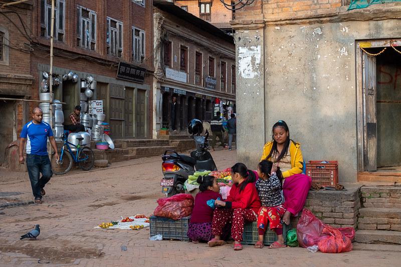 Soolomatka Nepaliin - Bhaktapur