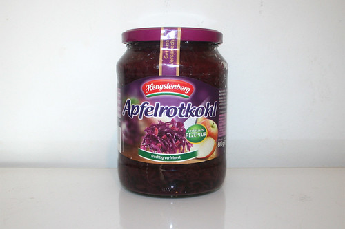09 - Zutat Apfelrotkohl / Ingredient red cabbage