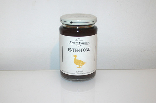 04 - Zutat Entenfond / Ingredient ducks fond