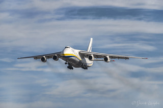 The Antonov An-124 Ruslan Reg. 82027 | by dareckibmw