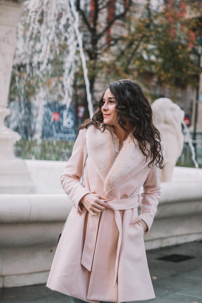 abrigo beige chic-4