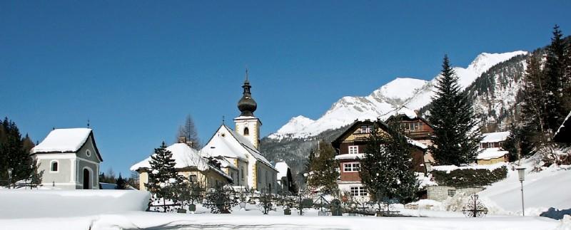 Zederhaus - Kirchenwirt Niedere Tauern Austria photo 02