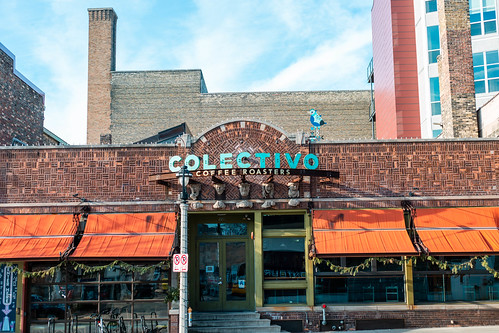 Collectivo Coffee on Prospect