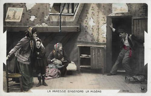 Les victimes de l'alcoolisme (1902)