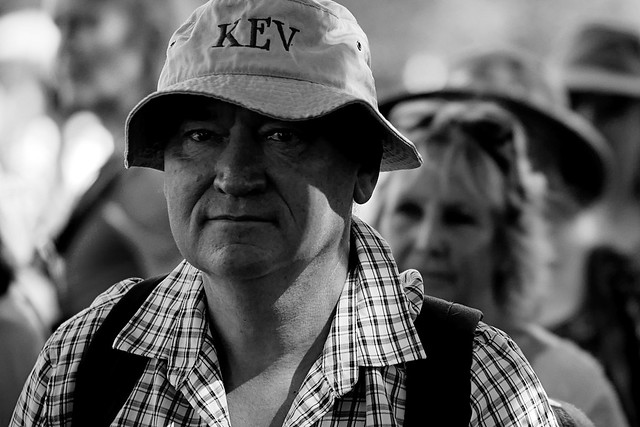 A face in the crowd No 53.